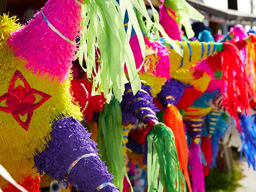 piñata posada